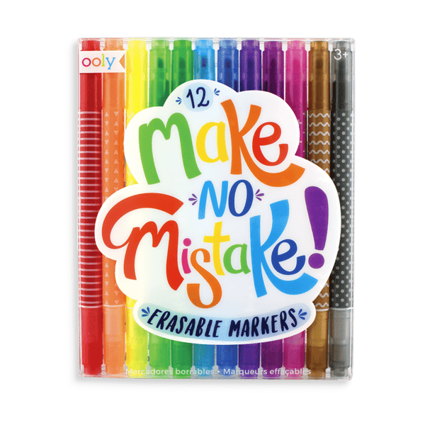 12 Escriptos Borrables - Make No Mistake