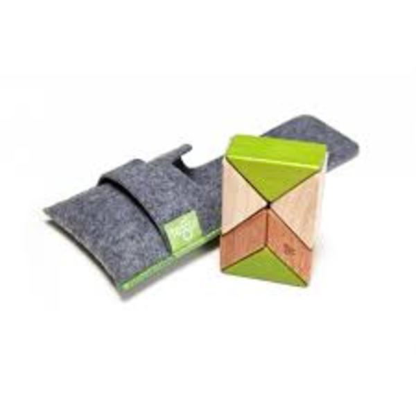 Tegu On the Go Prism Pouch: jungle