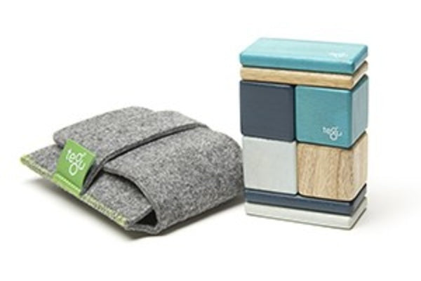 Tegu On the Go Original Pouch: blues