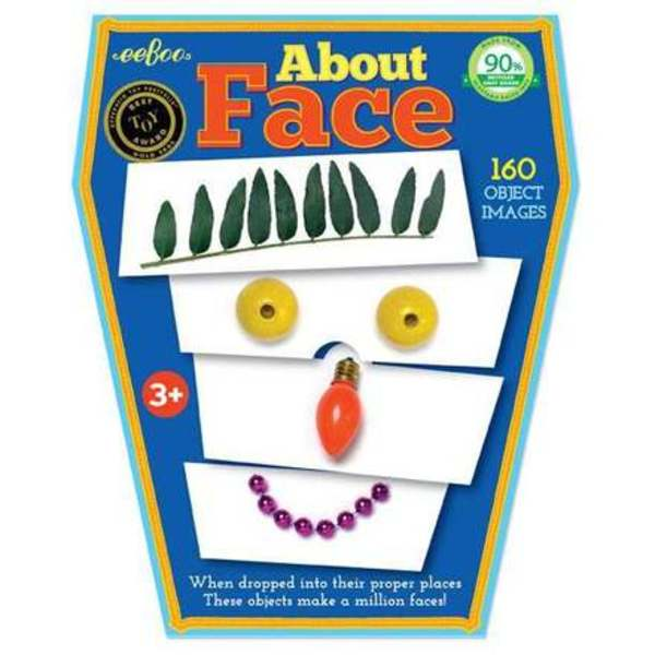 Juego About Face