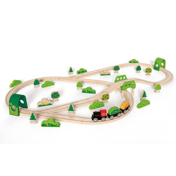 Set de Trenes Bosque