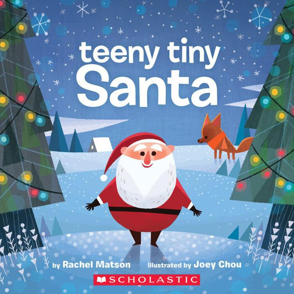 Libro Teeny Tiny Santa