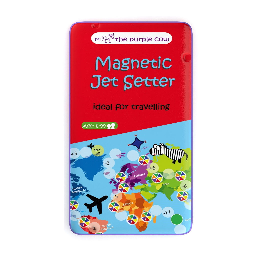 Juego Magnético Jetsetter