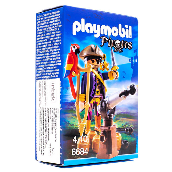 Playmobil Capitán Pirata