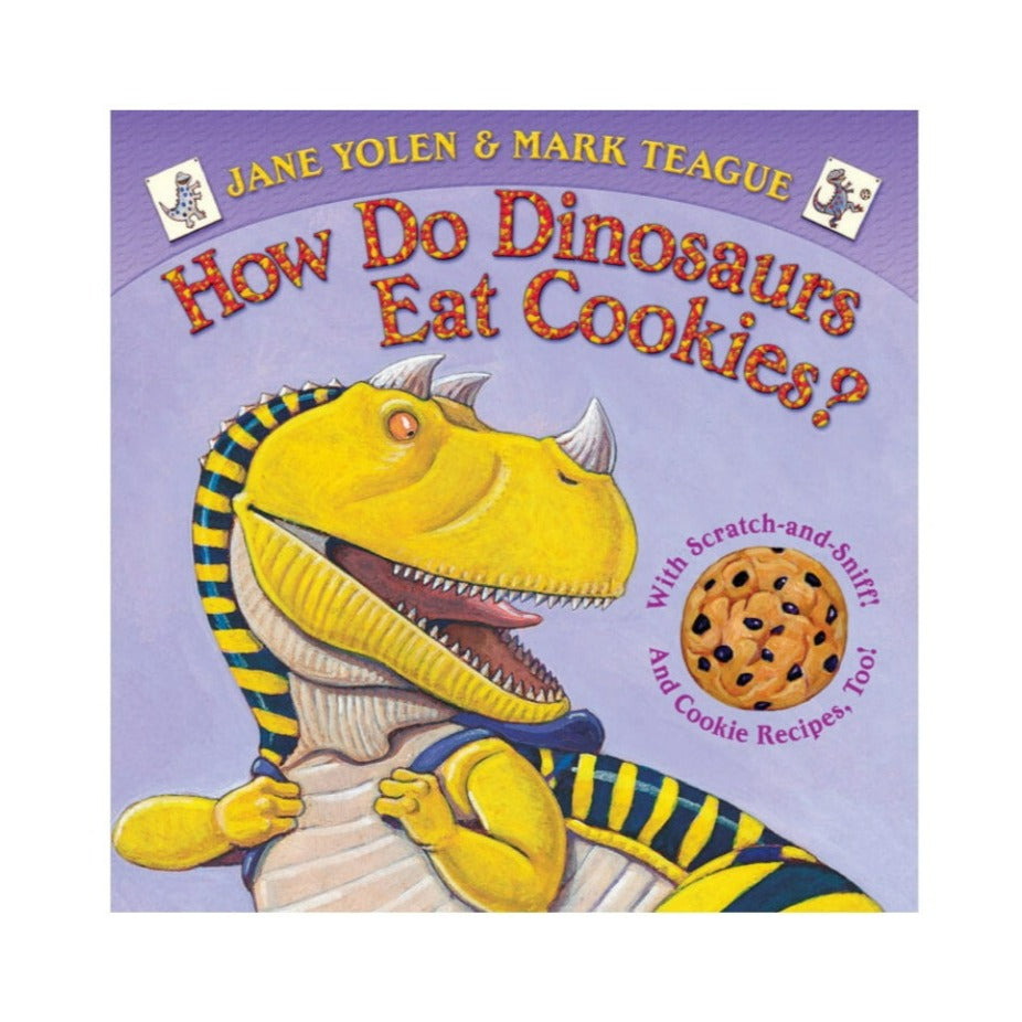 Libro How do Dinosaurs Eat Cookies?