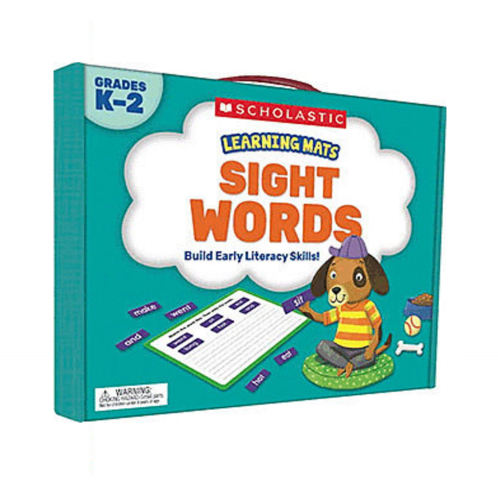 Mats de aprendizaje: Sight Words