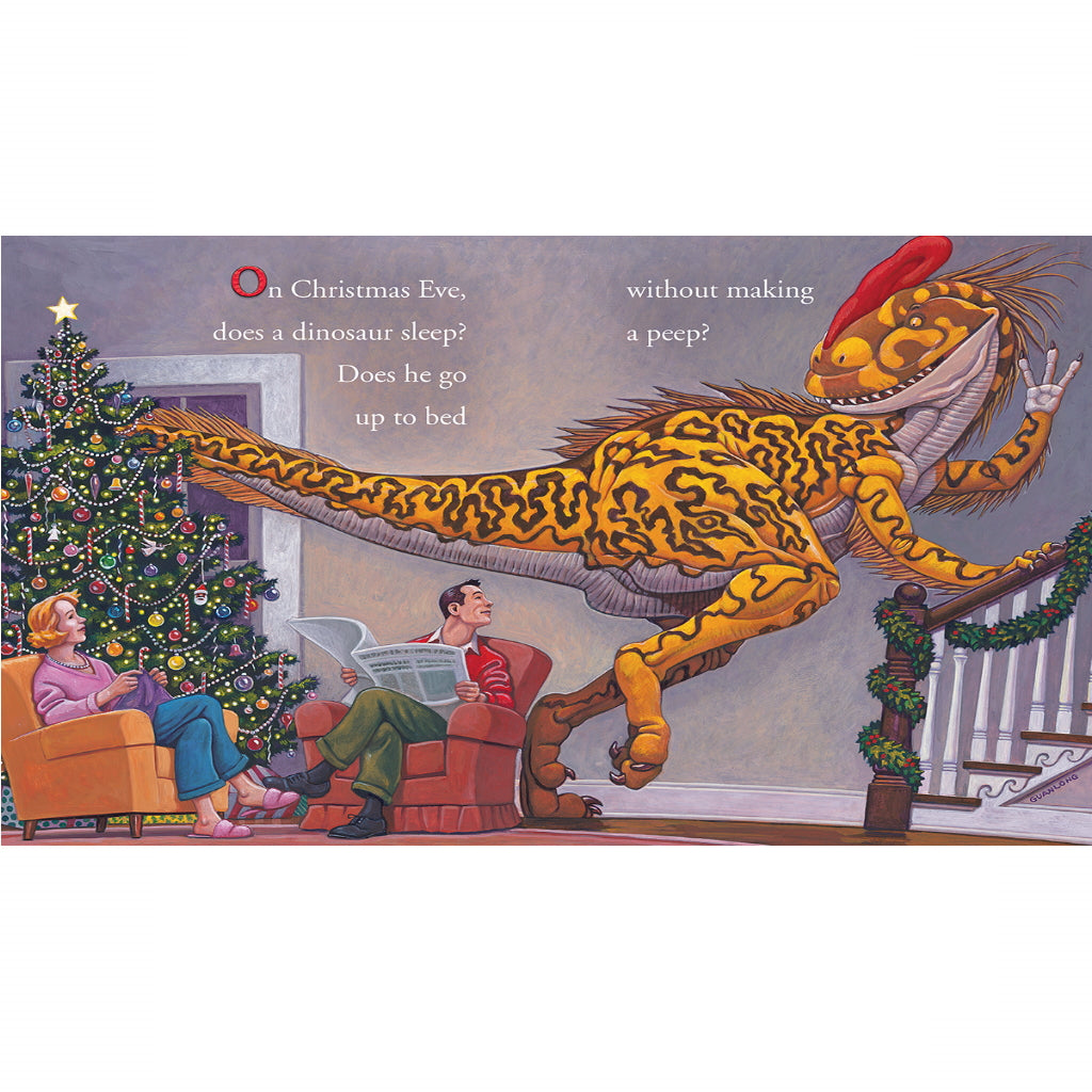 Libro How do Dinosaurs Say Merry Christmas?