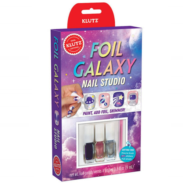 Kit Estudio de Uñas: Foil Art