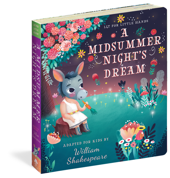 Libro: A Midsummer Night's Dream