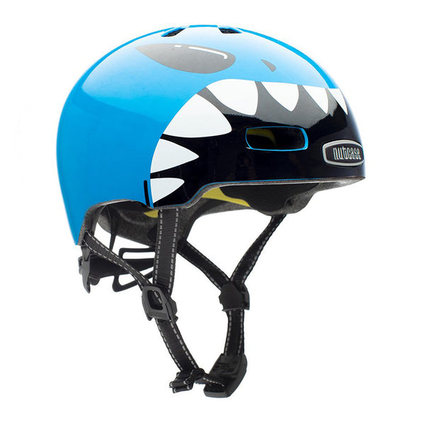 CASCO LITTLE NUTTY LIL' JAWS METALLIC MIPS