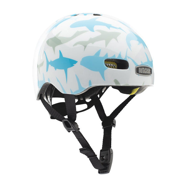 CASCO BABY NUTTY BABY SHARK GLOSS MIPS XXS