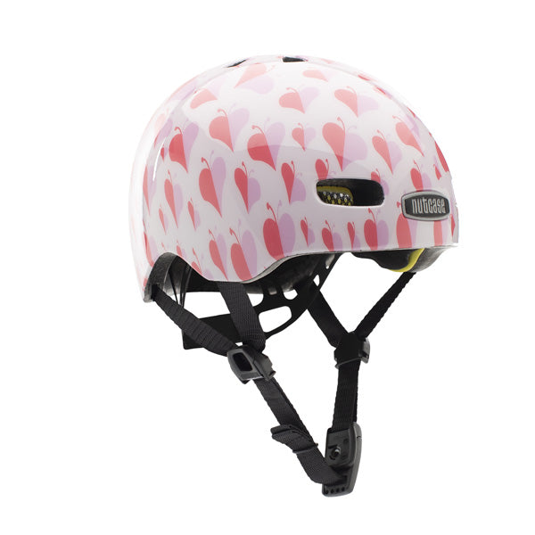 CASCO BABY NUTTY LOVE BUG GLOSS MIPS XXS