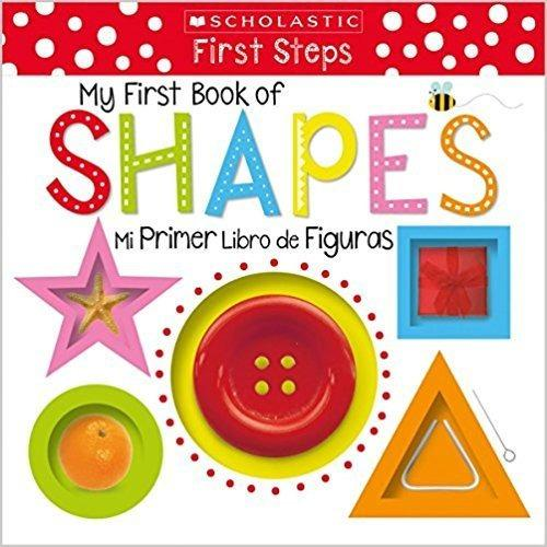 Libro my first book of shapes