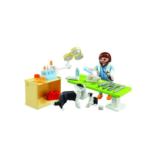 Playmobil Maletín Veterinario