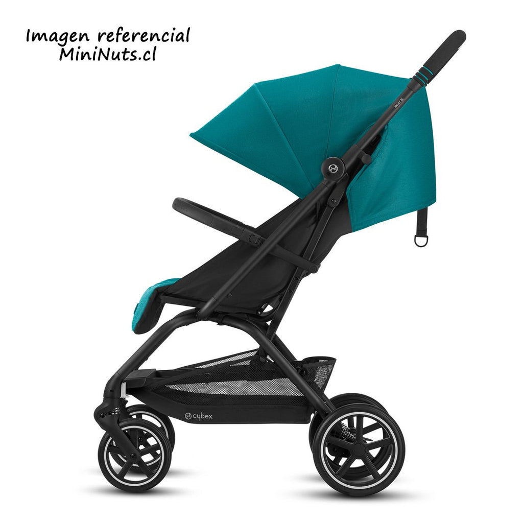Travel System Eezy S V2 Plus Gris + Aton + Base