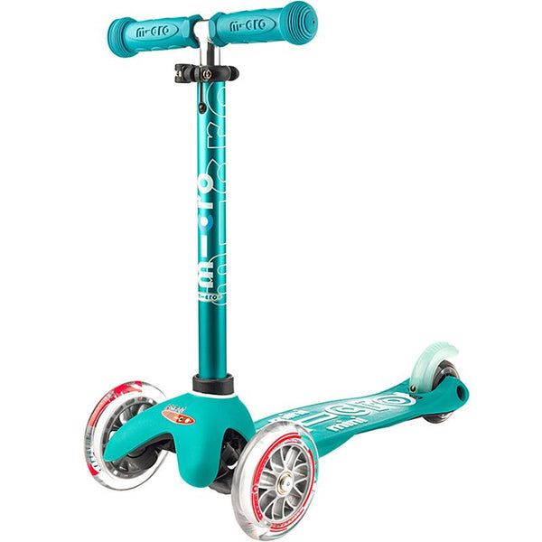 Scooter Micro Mini Deluxe Aqua