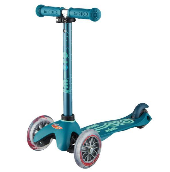 Scooter Micro Mini Deluxe Ice Blue