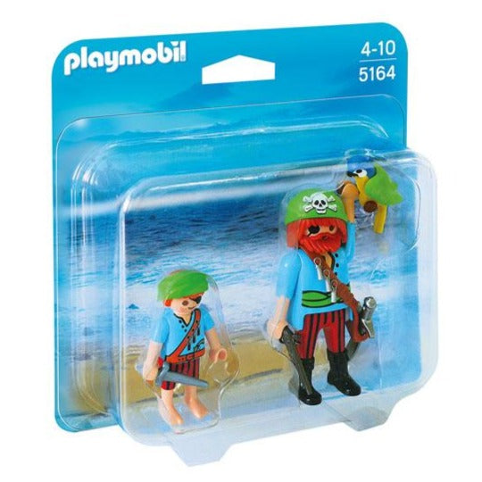 Playmobil Duopack piratas