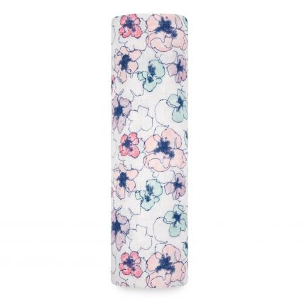 Swaddle 1 pack - Trail Blooms