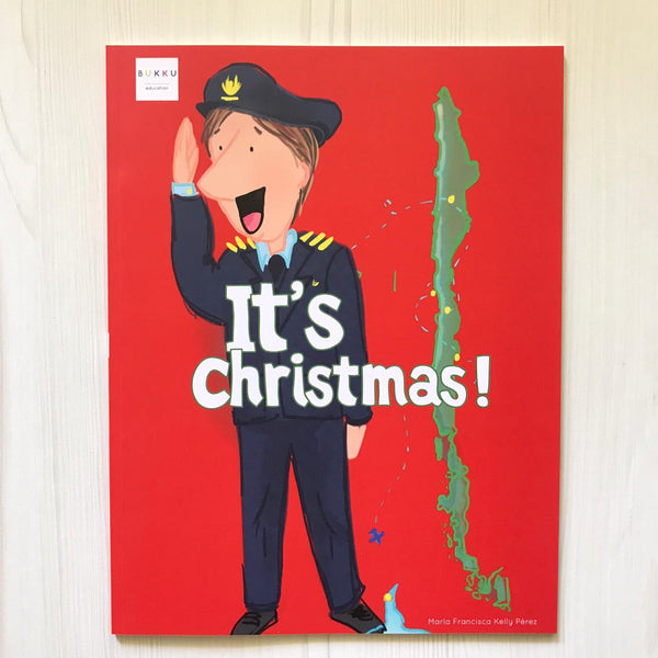 Libro en Inglés: It's Christmas!