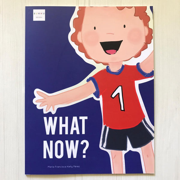 "Libro en Inglés: ""What Now?"""