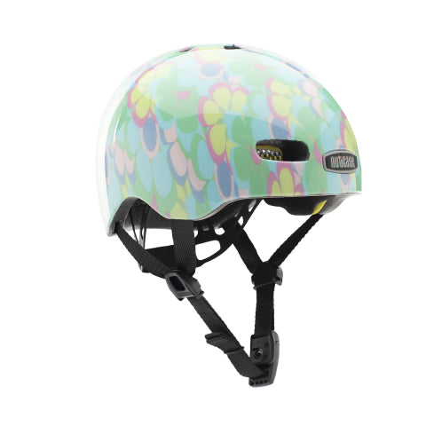 CASCO BABY NUTTY PETAL TO METAL GLOSS MIPS XXS