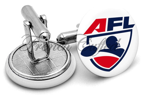 Arena Football League Logo Cufflinks