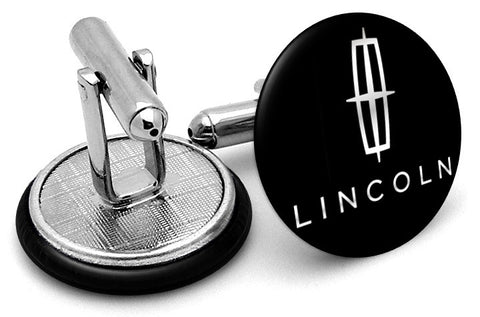 Lincoln Logo Cufflinks