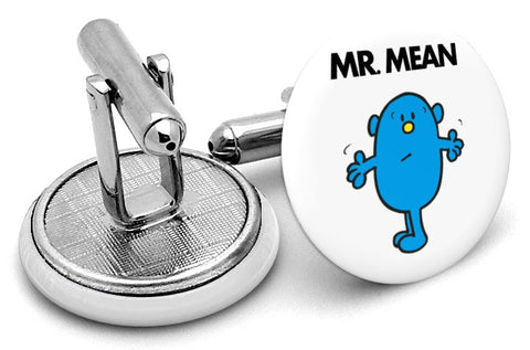 Mr Mean Cufflinks