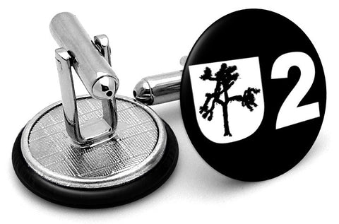 U2 Joshua Tree Cufflinks