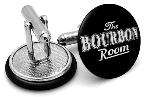 Bourbon Room Rock Ages Cufflinks