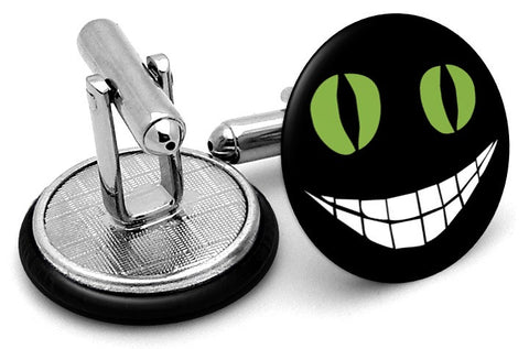 Cheshire Cat Eyes Cufflinks
