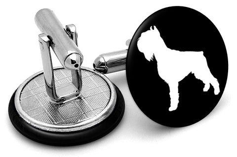 Terrier Dog Cufflinks