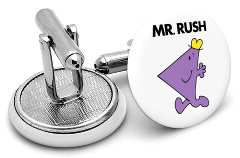 Mr Rush Cufflinks