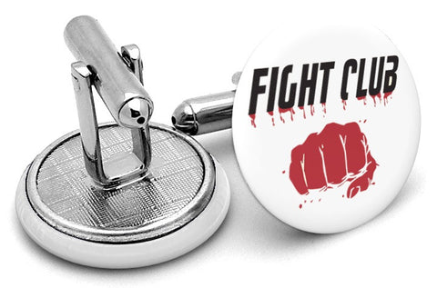Fight Club Fist Cufflinks