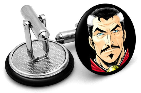 Doctor Strange Portrait Cufflinks
