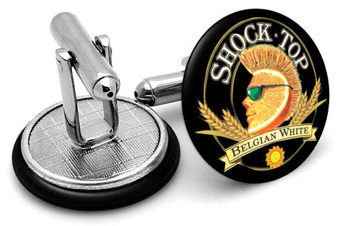 Shock Top Logo Cufflinks