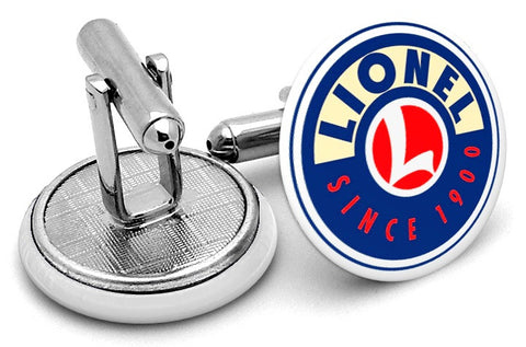 Lionel Model Trains Cufflinks