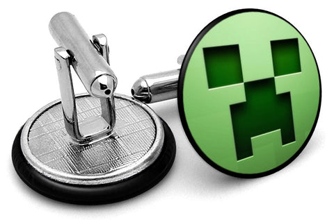 Minecraft Icon Cufflinks
