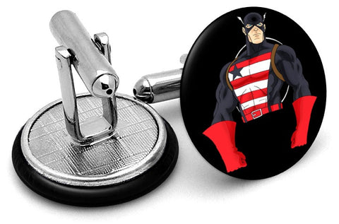 US Agent Comic Cufflinks