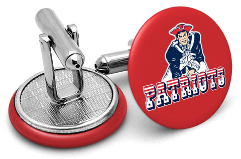 New England Patriots Vintage Cufflinks