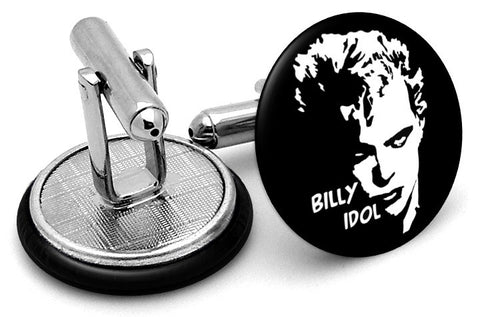 Billy Idol Cufflinks