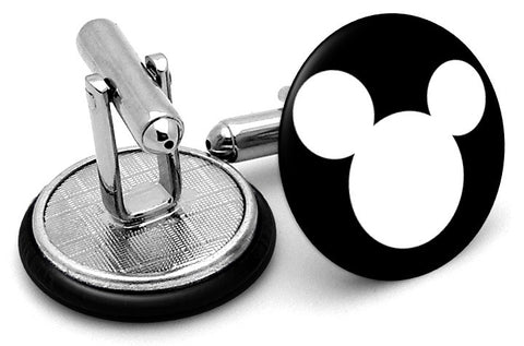 Mickey Mouse Ears Cufflinks