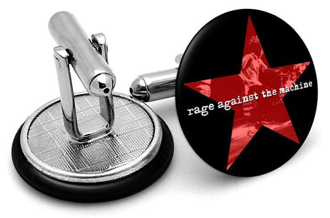 Rage Against The Machine Cufflinks