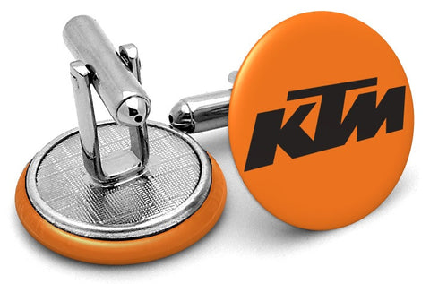 KTM Motorcycles Cufflinks