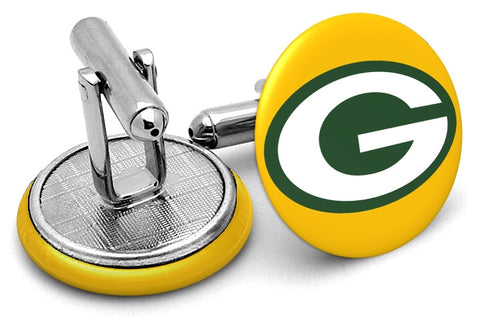 Green Bay Packers Alternate Cufflinks
