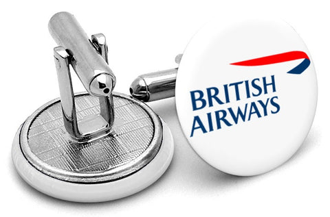 British Airways Cufflinks