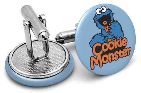 Cookie Monster Alternate Cufflinks