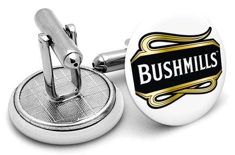 Bushmills Irish Whiskey Cufflinks