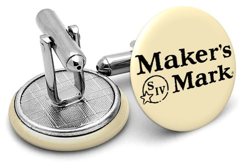 Makers Mark Cufflinks